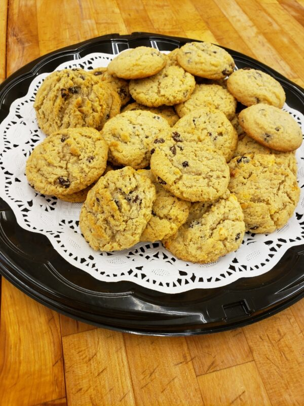 Delicious made from scratch cookies